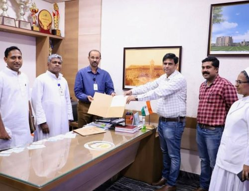 MoU with T.I.M.E Thrissur